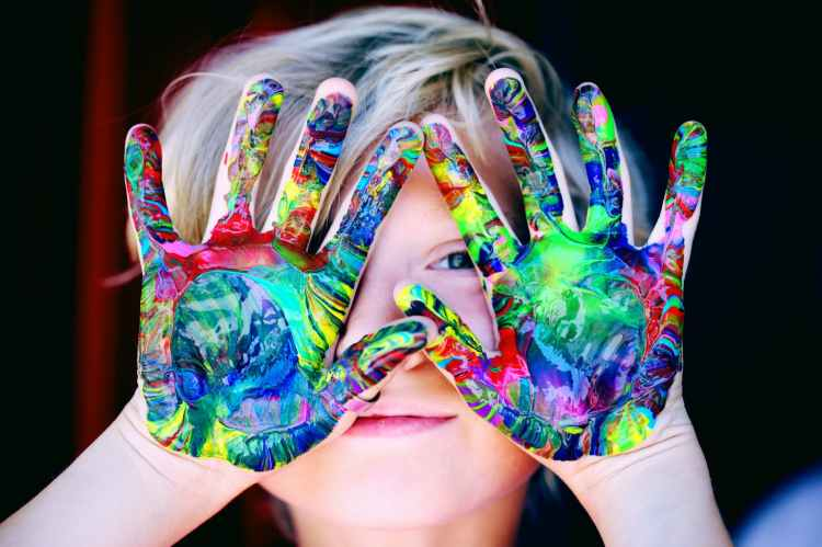 Creative Play therapy Northampton
